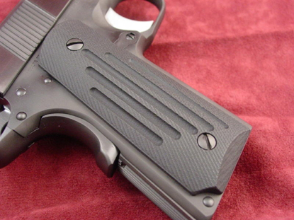 Picture of HD-301 Carry Groove grips, Compact