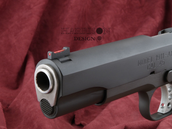 Picture of Fiber Optic Front Sight- Springfield & Dan Wesson