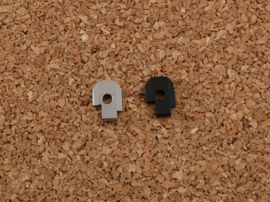 Picture of HD-208 Extreme Service firing pin stop for .45 Commander and smaller, all mid-caliber 1911s, S-80