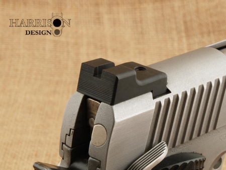 Picture for category Kimber fixed rear sights