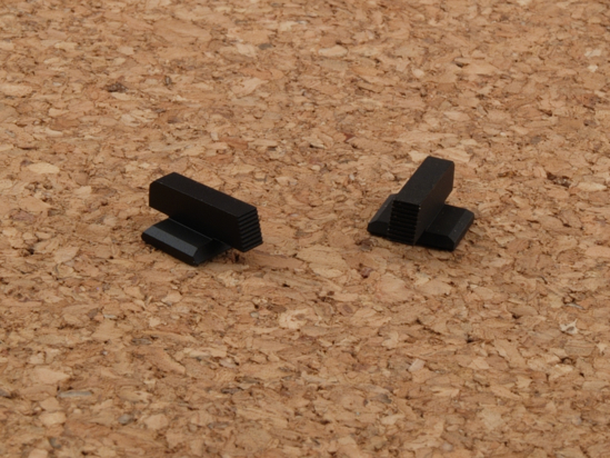 Picture of Plain Black Front Sight for Kimber