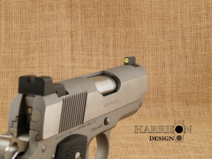 Picture of Trijicon HD front sights, Novak dovetail
