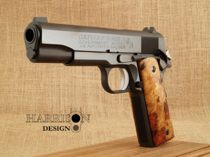 Picture of Colt Series '70 Retro - SOLD