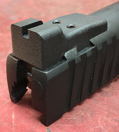Picture for category STI Spartan -w- LPA rear sight