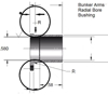 Picture of HD-502-580 Barrel Bushing