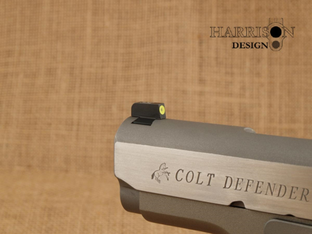 Picture for category Trijicon HD front sights - Novak dovetail