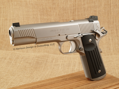 Picture of Springfield Armory TRP -w- Harrison Design Extreme Service Package -SOLD!