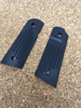 Picture of HD-308-TS Carry Groove Grips for Compact 1911s - Square Bottom - Thumb Scoop