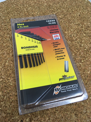 Picture of Hex key set