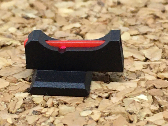 Picture of Fiber Optic Front Sight for Heinie Dovetail